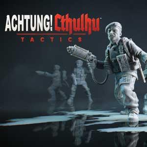 Achtung Cthulhu Tactics