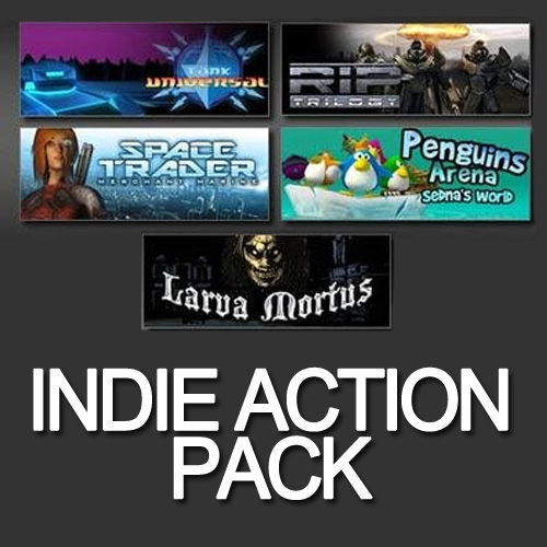Action Indie Pack