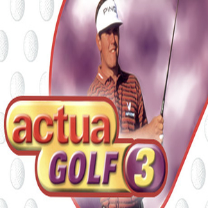 Buy Actua Golf 3 CD Key Compare Prices