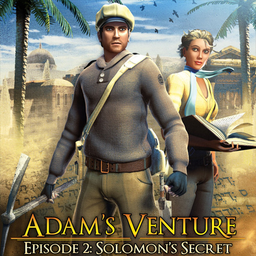 Buy Adams Venture Episode 2 Solomons Secret CD Key Compare Prices