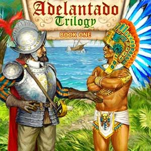 Adelantado Trilogy Book one