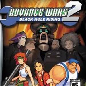 Advance Wars 2 Black Hole Rising