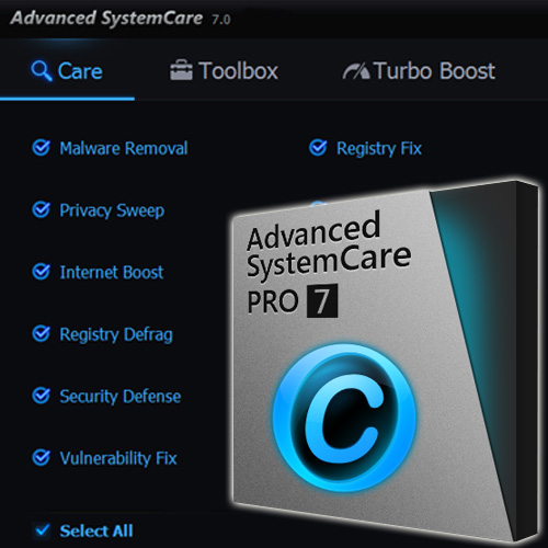 Buy Advanced Systemcare 7 Pro CD Key Compare Prices
