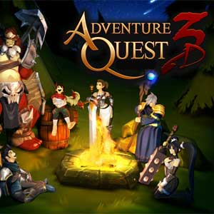Buy Adventure Quest 3D CD Key Compare Prices