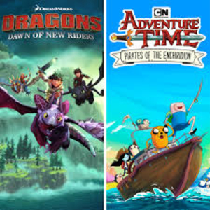 Buy Adventure Time and DreamWorks Dragons PS4 Compare Prices