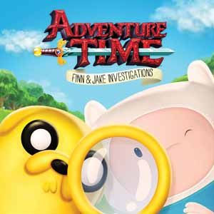 Buy Adventure Time Finn and Jake Investigations PS4 Game Code Compare Prices