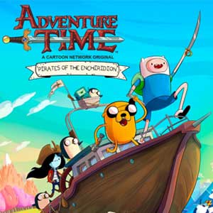 Buy Adventure Time Pirates Of The Enchiridion PS4 Game Code Compare Prices