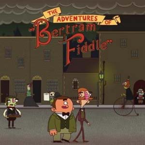 Buy Adventures of Bertram Fiddle Episode 1 A Dreadly Business CD Key Compare Prices