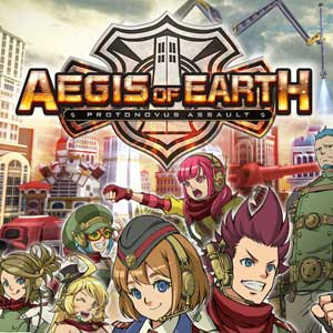 Buy Aegis of Earth Protonovus Assault PS4 Game Code Compare Prices