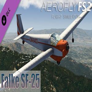 Aerofly FS 2 Just Flight Falke SF25