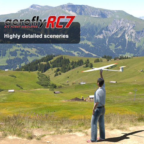 Buy aerofly RC 7 Professional Edition CD Key Compare Prices