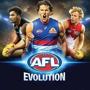 Buy AFL Evolution PS4 Game Code Compare Prices