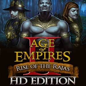 Age of Empires 2 HD Rise of the Rajas