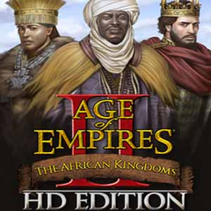 Buy Age of Empires 2 HD The African Kingdoms CD Key Compare Prices