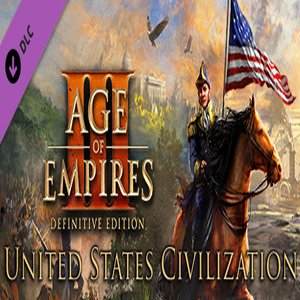 Buy Age of Empires 3 Definitive Edition United States Civilization CD Key Compare Prices
