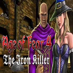 Age of Fear 4 The Iron Killer