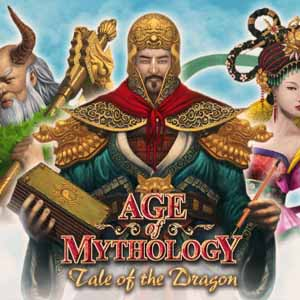 Buy Age of Mythology EX Tale of the Dragon CD Key Compare Prices