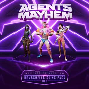 Buy Agents of Mayhem Bombshells Skins Pack CD Key Compare Prices