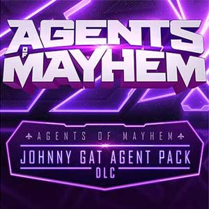 Agents Of Mayhem Johnny Gat Agent Pack