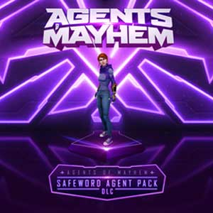 Agents Of Mayhem Safeword Agent Pack