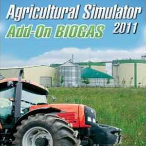 Buy Agricultural Simulator 2011 Add-On Biogas CD Key Compare Prices