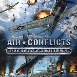 Buy Air Conflicts Pacific Carriers PS4 Game Code Compare Prices