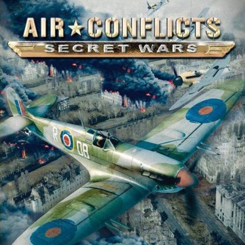 Buy Air Conflicts Secret Wars PS3 Game Code Compare Prices