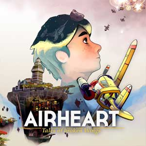 Buy Airheart Tales of broken Wings Nintendo Switch Compare Prices