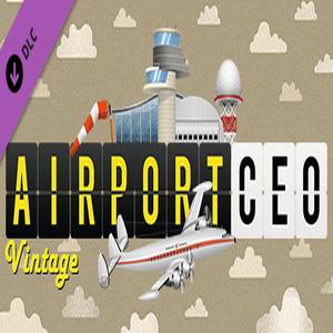 Airport CEO Vintage