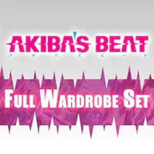 Akiba's Beat Full Wardrobe Set