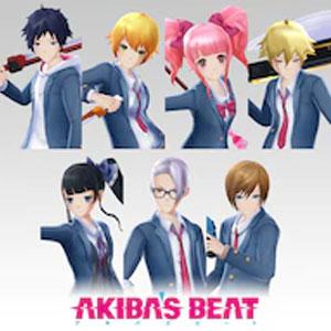 Akiba's Beat School Uniform Set