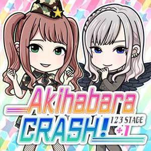 Akihabara CRASH 123STAGE Plus 1 LIFE Infinite Forever