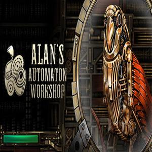 Alans Automaton Workshop