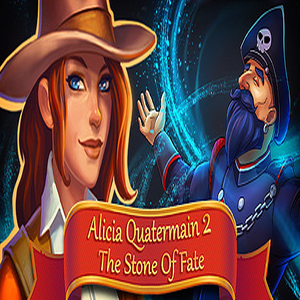 Alicia Quatermain 2 The Stone of Fate