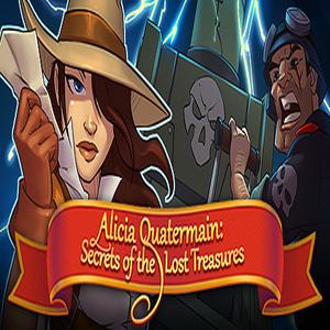 Alicia Quatermain Secrets Of The Lost Treasures