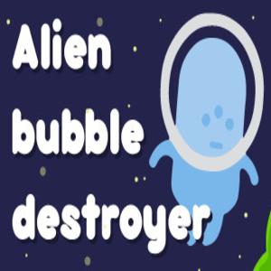 Alien Bubble Destroyer