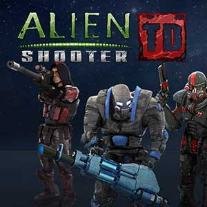 Buy Alien Shooter TD CD Key Compare Prices