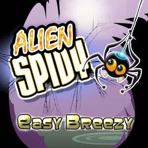 Alien Spidy Easy Breezy