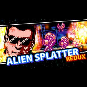 Buy Alien Splatter Redux CD Key Compare Prices