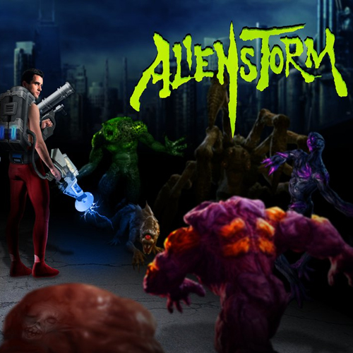 Buy Alien Storm CD Key Compare Prices