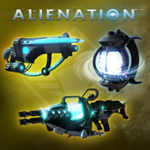 ALIENATION Weapons Supply Pack