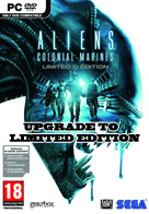 Aliens Colonial Marines - Upgrade to Limited Edition