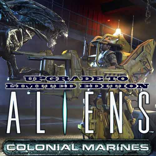Buy Aliens Colonial Marines - Upgrade to Limited Edition CD KEY Compare Prices