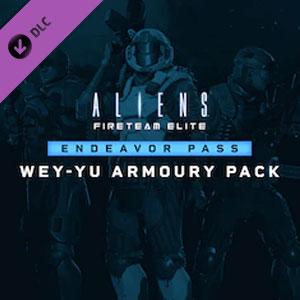 Buy Aliens Fireteam Elite Wey-Yu Armoury PS5 Compare Prices