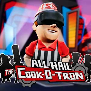All Hail The Cook-o-tron
