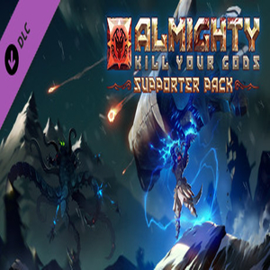 Almighty Kill Your Gods Supporters Pack