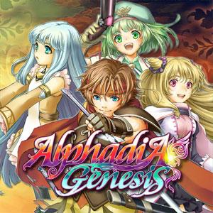 Buy Alphadia Genesis Nintendo Switch Compare Prices