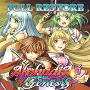 Buy Alphadia Genesis Full Restore Nintendo Switch Compare Prices