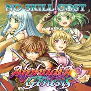 Alphadia Genesis No Skill Cost