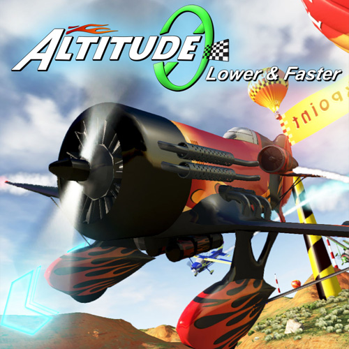 Buy Altitude0 Lower & Faster CD Key Compare Prices